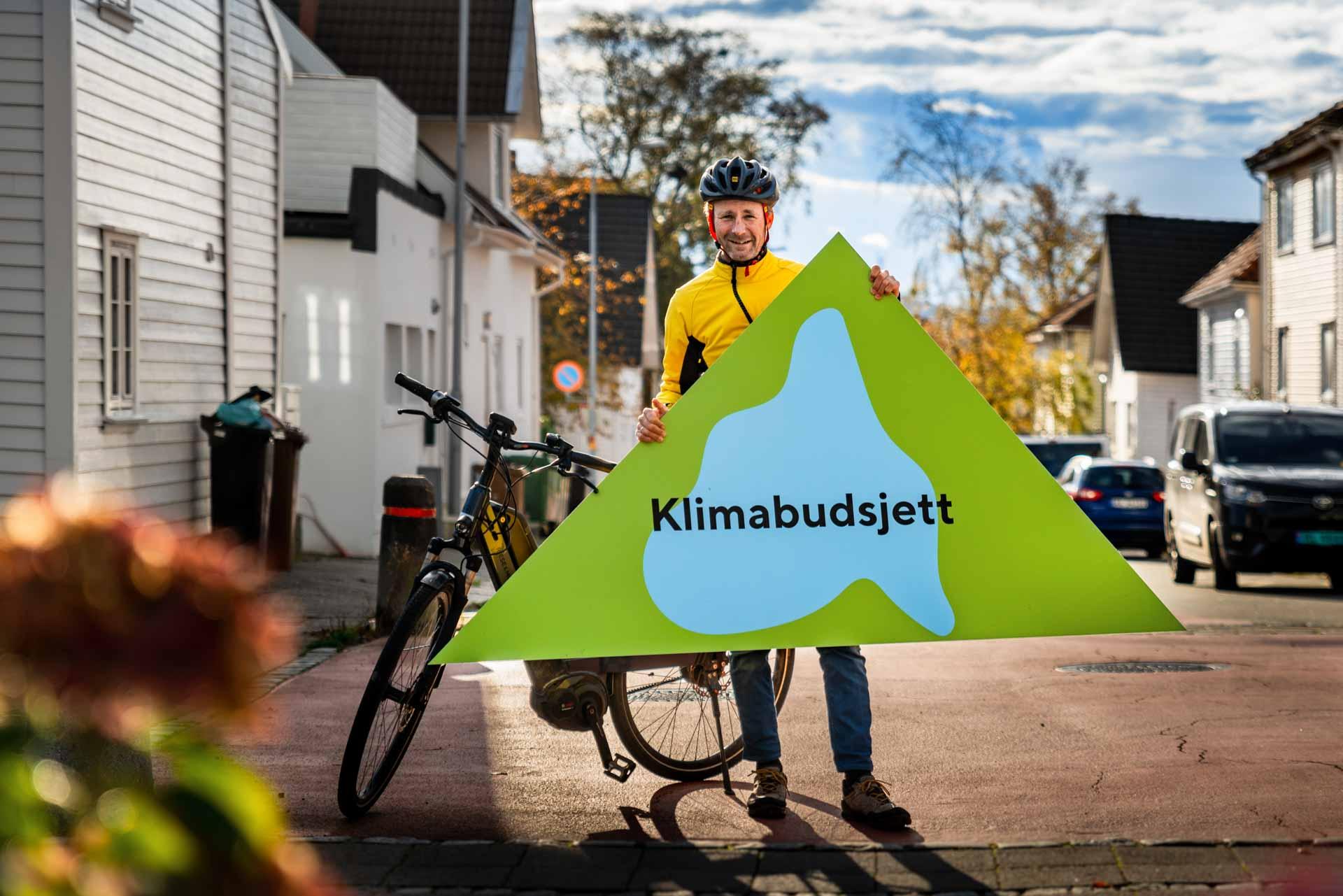 3 Klimabudsjett